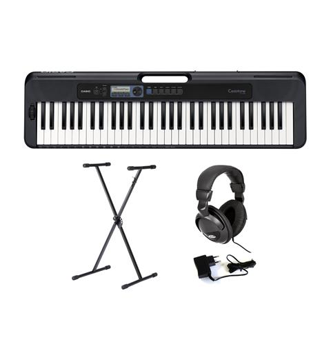 Casio CT-S300 Keyboard bundle