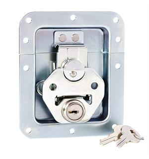 Adam Hall Hardware 17290 LS - Butterfly Latch medium with Sp