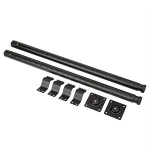 Adam Hall Hardware Table Connection System - Telescopic Rack