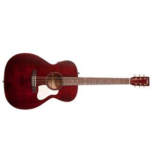 Art & Lutherie Legacy Tennessee Red Godin Q1T electronics