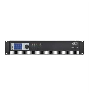Audac SMQ 750 - 4-channel Digital Power Amplifier 4 x 750 W