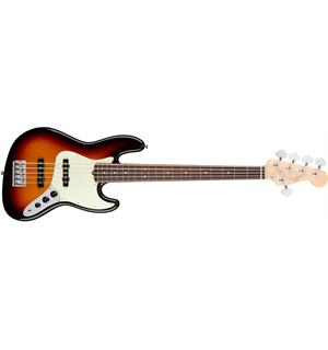 Fender American Professional Jazz Bass V 3-Color Sunburst RW - Velg din gitar