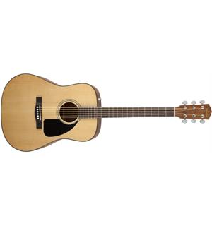 Fender CD-60 Dread V3 DS Natural, Walnut Fingerboard
