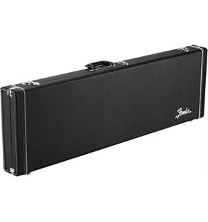 Fender Classic Series Wood Case Mustang/Duo Sonic, Black