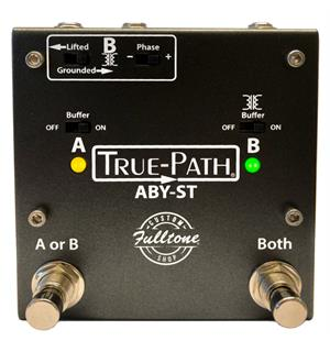 Fulltone True-Path ABY-ST v2 Custom Shop