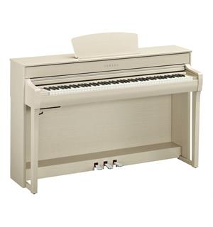 Yamaha CLP735 WA Digitalt piano White Ash