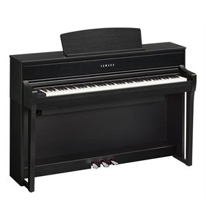 Yamaha CLP775 B Digitalt piano Black