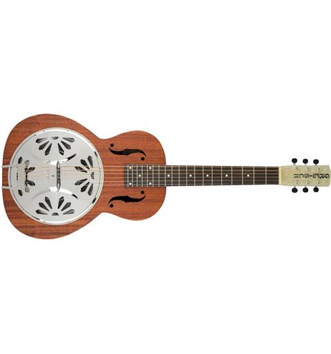 Gretsch G9210 Boxcar Square-Neck Mahogany Body Resonator Guitar, Natural
