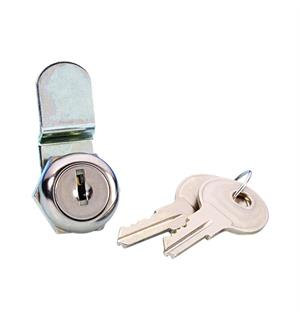 Adam Hall Hardware 1642 - Cylinder Lock for Rack Drawers