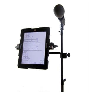 Airturn MANOS Universal Tablet Holder with Side Mount Clamp