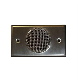 Audix GS1W Flush Mount Wall Cardioid Mic White
