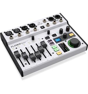 Behringer Flow 8 Digitalmixer med bluetooth