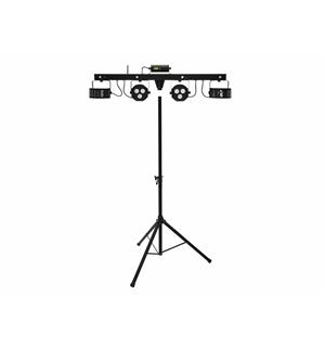Eurolite Set LED KLS Laser Bar FX & M-3 Speaker-system stand