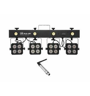 Eurolite Set LED KLS-180 & QuickDMX Wireless receiver