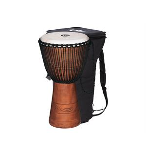 "Meinl ADJ2-XL African Djembe, X-Large m/Bag (13"") Brown (G)"