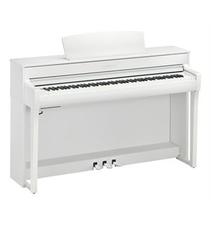Yamaha CLP745 WH Digitalt piano White