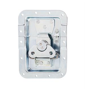 Adam Hall Hardware 17251 SP - Butterfly Latch large with Spr