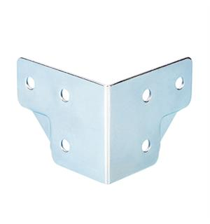 Adam Hall Hardware 4053 - Corner Brace 42 x 52 cranked