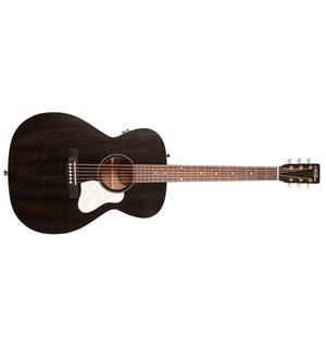 Art & Lutherie Legacy Faded Black Godin Q1T electronics