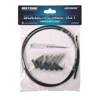 Hotone SFK-106 Patch Cable Kit 6 Plugs + 1m, Solder-Free