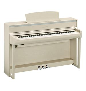 Yamaha CLP775 WA Digitalt piano White Ash
