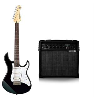 Yamaha Pacifica 012 & Line 6 Spider V 20 Pack