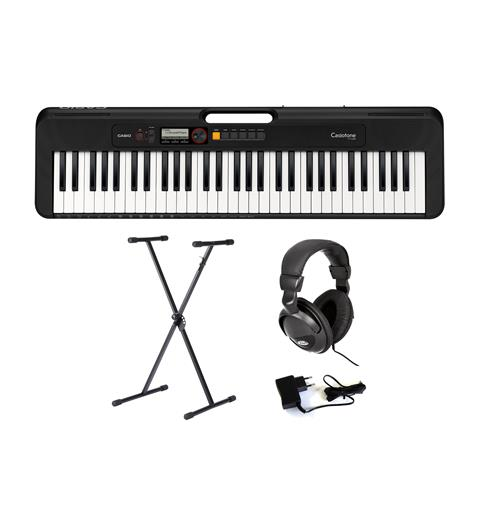 Casio CT-S200 Keyboard bundle