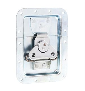 Adam Hall Hardware 17254 S - Butterfly Latch large with Spri