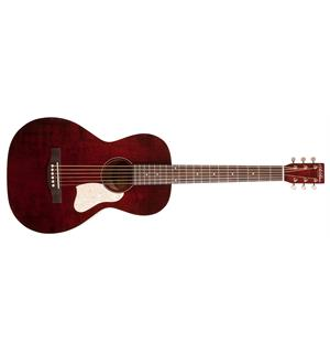 Art & Lutherie Roadhouse Tennessee Red Godin Q1T electronics