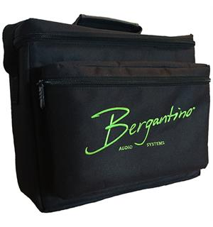 Bergantino Amp Bag Custom padded carry bag for Bergantino amplifiers