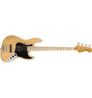 Fender Am. Original '70s Jazz Bass Natural, MN - Velg din gitar