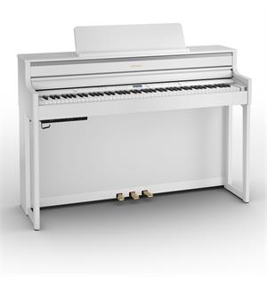 Roland HP704-WH Digital Piano White