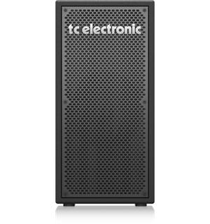 "TC Electronic BC208 Vertical 2x8"" bass cabinet, 200W"