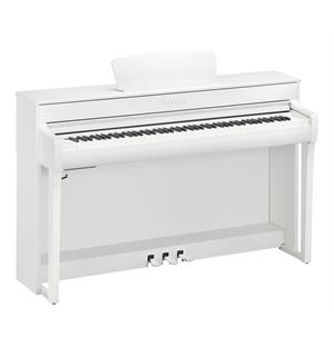 Yamaha CLP735 WH Digitalt piano White