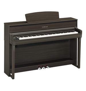 Yamaha CLP775 DW Digitalt piano Dark Walnut