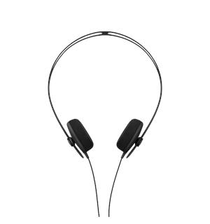 AIAIAI Tracks Headphone w/one button mic - Black