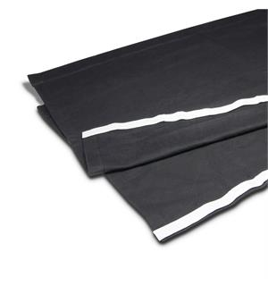 Adam Hall Accessories 0153 X 206 - Blackout cloth B1 with Ve