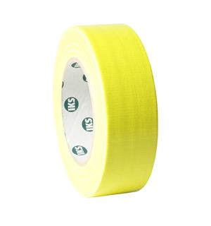 Adam Hall Accessories 58065 NYEL - Gaffer Tapes neon yellow