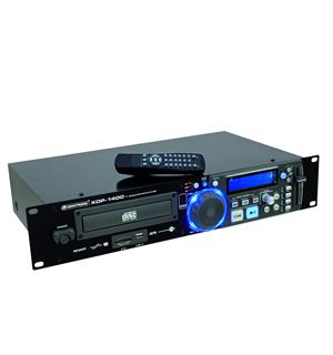 Omnitronic XDP-1400 CD/MP3 player