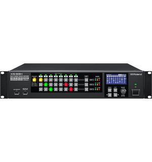 Roland XS-83H Multi format video switcher 8-in x 3-out