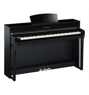 Yamaha CLP735 PE Digitalt piano Polished Black
