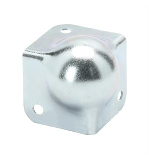 Adam Hall Hardware 40001 - Ball Corner square