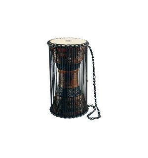 Meinl ATD-L African Talking Drum, Large, Brown (I)