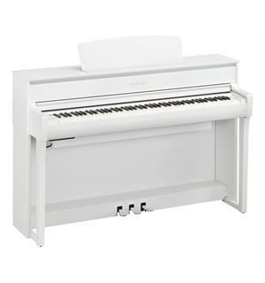 Yamaha CLP775 WH Digitalt piano White