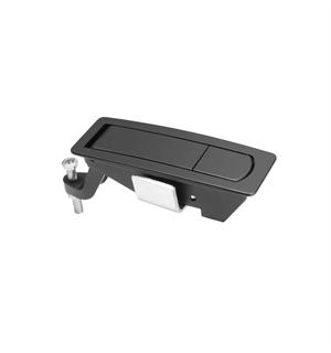 Adam Hall Hardware 1655 - Lever Latch Metal black