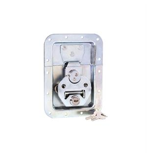 Adam Hall Hardware 17250 LS - Butterfly Latch large with Spr
