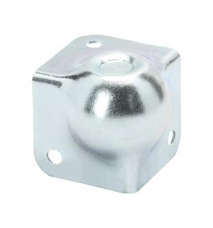 Adam Hall Hardware 40002 - Ball Corner square with Stacking