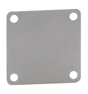 Adam Hall Hardware Table Connection System - Backing Plate f