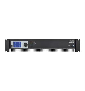 Audac SMA 500 - 2-channel Digital Power Amplifier 2 x 500 W