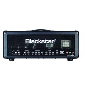 Blackstar Series One S1 50H, 50W Valve Head
